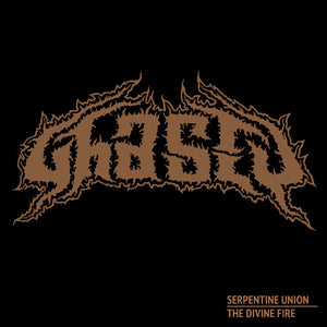 "GHASTLY - Serpentine Union / The Divine Fire 7""EP"