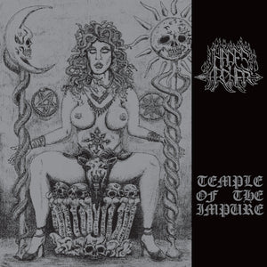HADES ARCHER - Temple Of The Impure CD