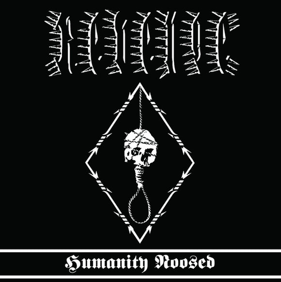 REVENGE / BLACK WITCHERY - Holocaustic Death March to Humanity's Doom MCD