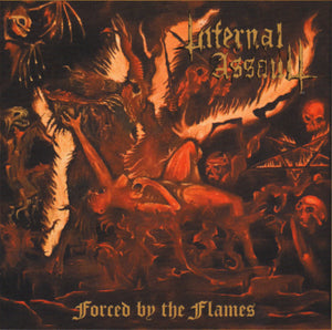INFERNAL ASSAULT - Forced By The Flames MLP
