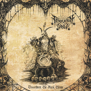 INVOCATION SPELLS - Descendent The Black Throne LP