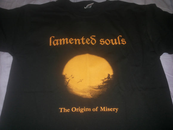 LAMENTED SOULS - The Origins Of Misery T-SHIRT