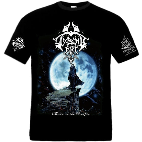 LIMBONIC ART - Moon In The Scorpio T-SHIRT