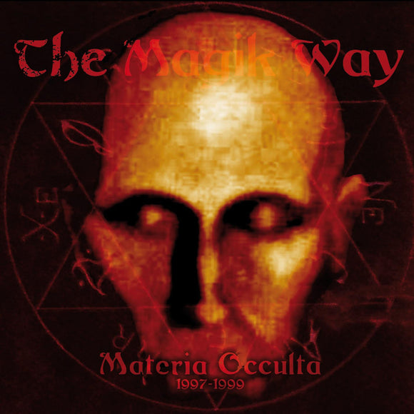 MAGIK WAY, THE - Materia Occulta CD