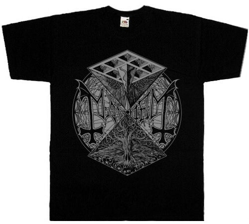 MAYHEM - Psywar T-SHIRT