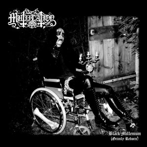 MUTIILATION - Black Millenium LP *