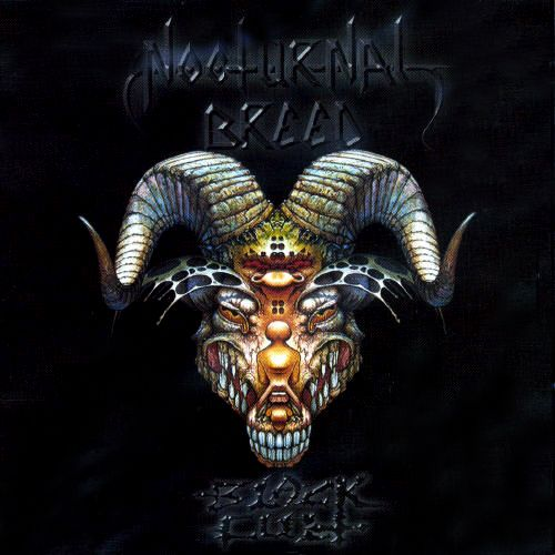 NOCTURNAL BREED - Black Cult CD