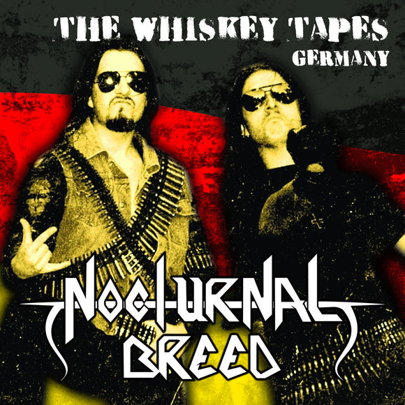 NOCTURNAL BREED - The Whiskey Tapes - Germany LP