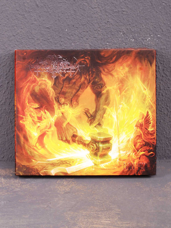NOKTURNAL MORTUM - The Voice Of Steel 2CD
