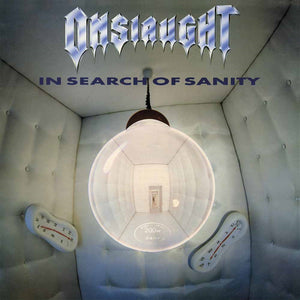 ONSLAUGHT - In Search Of Sanity 2LP (CLEAR)