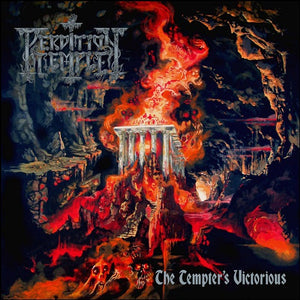 PERDITION TEMPLE - The Tempter's Victorious LP
