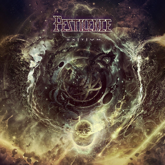 PESTILENCE - Exitivm CD (LTD.) (PREORDER)