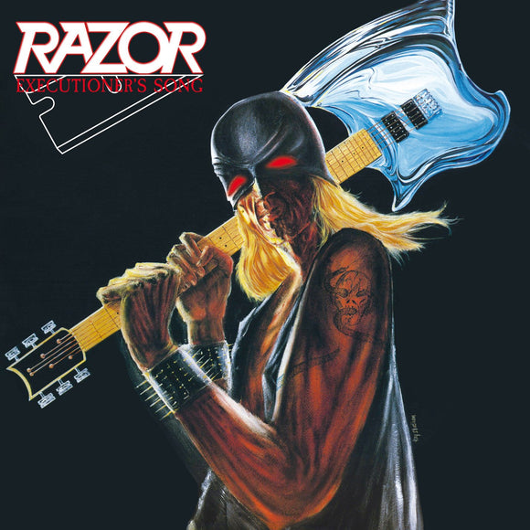 RAZOR - Executioner's Song LP