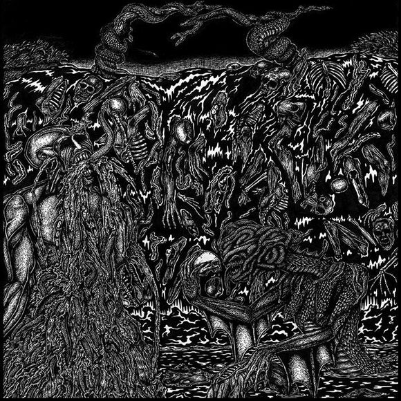 RITUAL CHAMBER - The Pits Of Tentacled Screams MCD