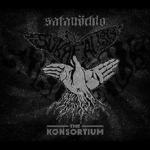 "SATANOCHIO / THE KONSORTIUM - Surrealists 7""EP"