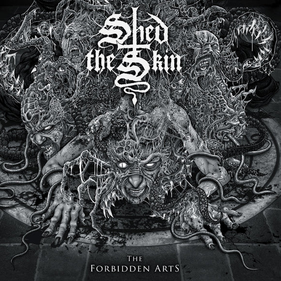 SHED THE SKIN - The Forbidden Arts LP
