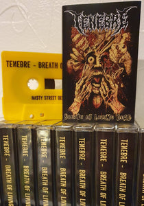 TENEBRE - Breath Of The Living Dead MC