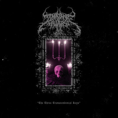 THRONE OF KATARSIS - The Three Transcendental Keys LP