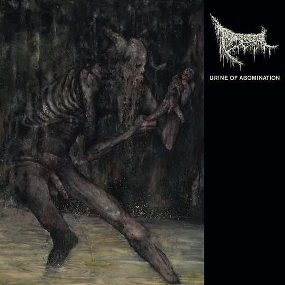 TRIUMVIR FOUL - Urine Of Abomination MLP