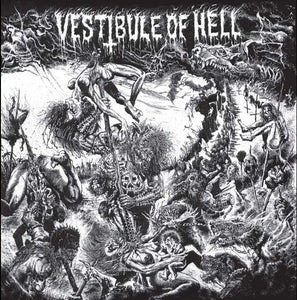 V.A. - Vestibule Of Hell LP