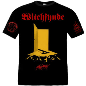 WITCHFYNDE - Stagefright T-SHIRT