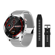 Custom Dial Full Touch Screen Waterproof Smartwatch