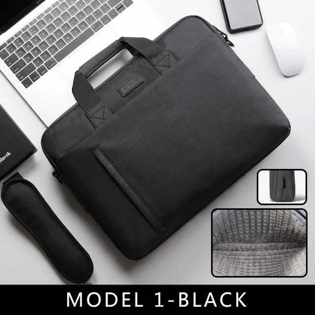 Waterproof Computer Shoulder Notebook Bag