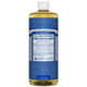 Dr. Bronner's Organic Pure Castile Liquid Soap Peppermint 32 Oz
