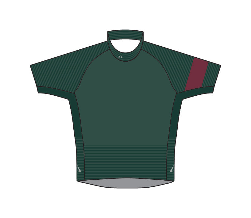 Male Classic Road Jersey | Green