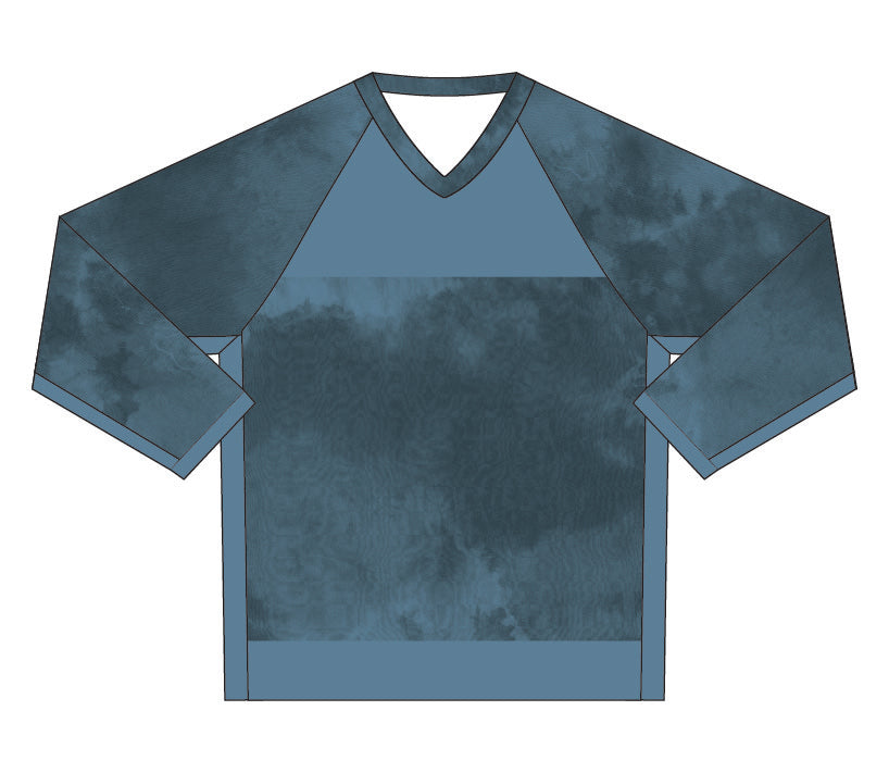 Load image into Gallery viewer, Male Downhill Jersey | Blue