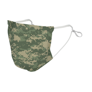 V95 2PLY Child Mask- Camouflage | C07