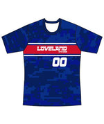 Loveland 2019 BLUE 281 - Adult Tech Tee Jersey