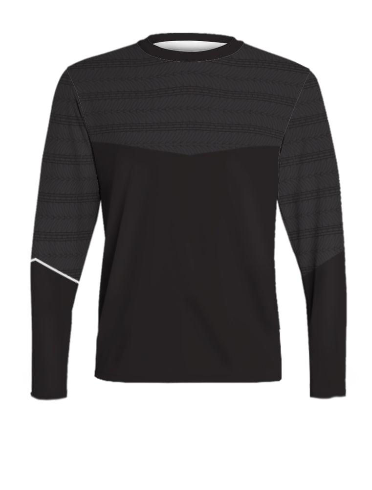 ATAC Crewneck Sweatshirt | Black Two-Tone