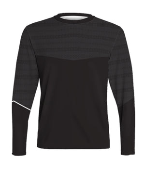 Load image into Gallery viewer, ATAC Crewneck Sweatshirt | Black Two-Tone