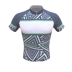 Women's ATAC Classic Cycling Jersey | Short Sleeve Triangle