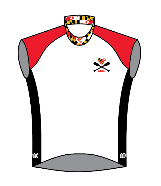 Annapolis Dragons - Dragonboat Race Jersey - Sleeveless