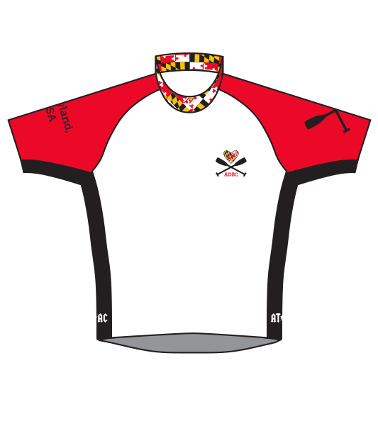 Annapolis Dragons - Dragonboat Jersey - Short Sleeve