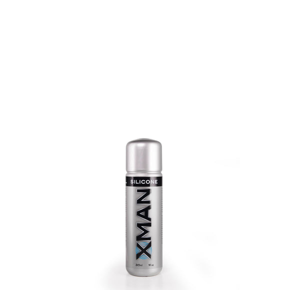 X-MAN Silicone - Plastic Bottle