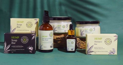 Hemp Personal Care Products