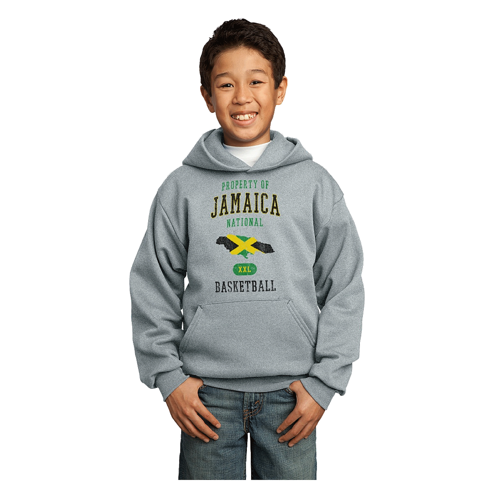 Youth Classic Fleece Pullover Hoodie