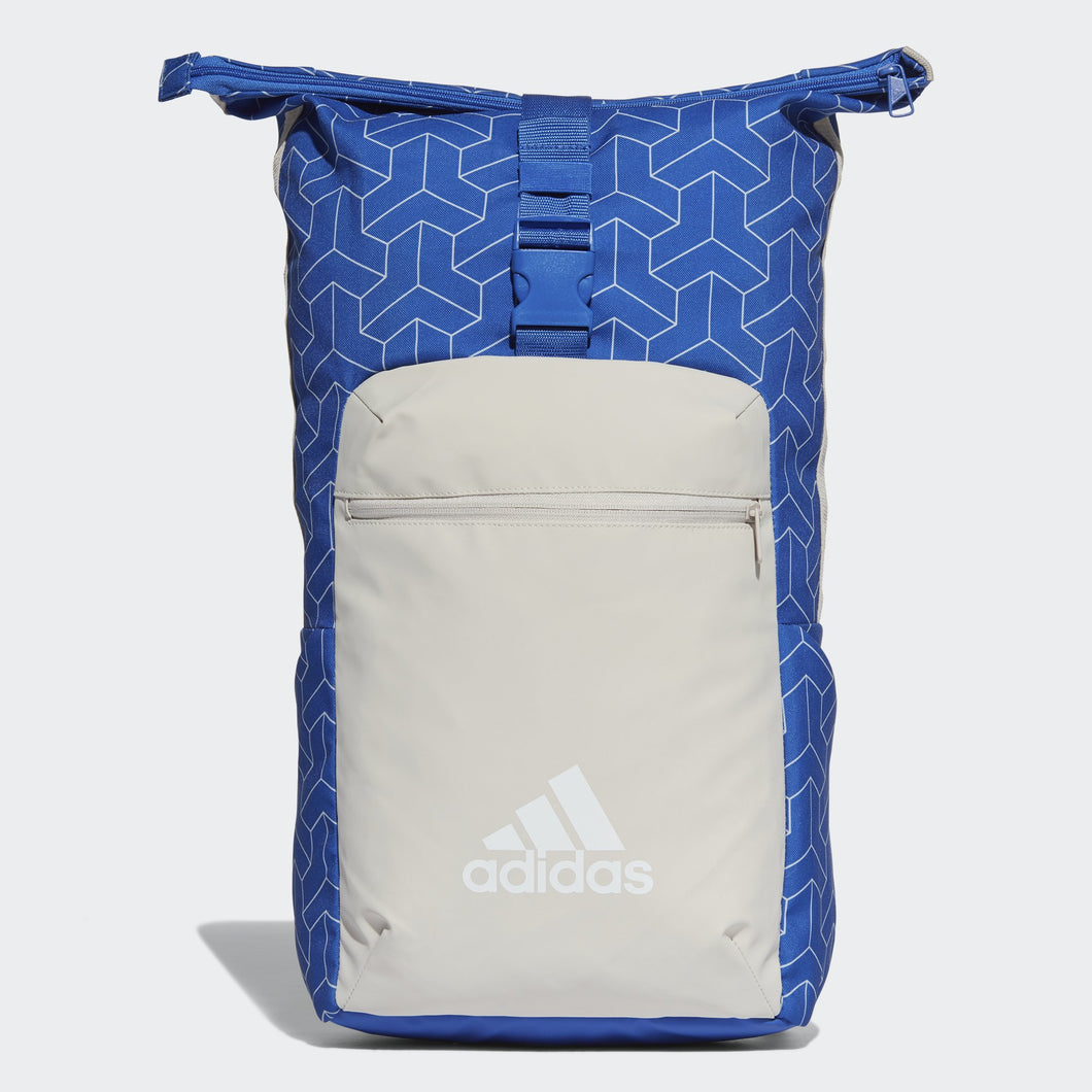Athletics Core Backpack, Grey/Blue