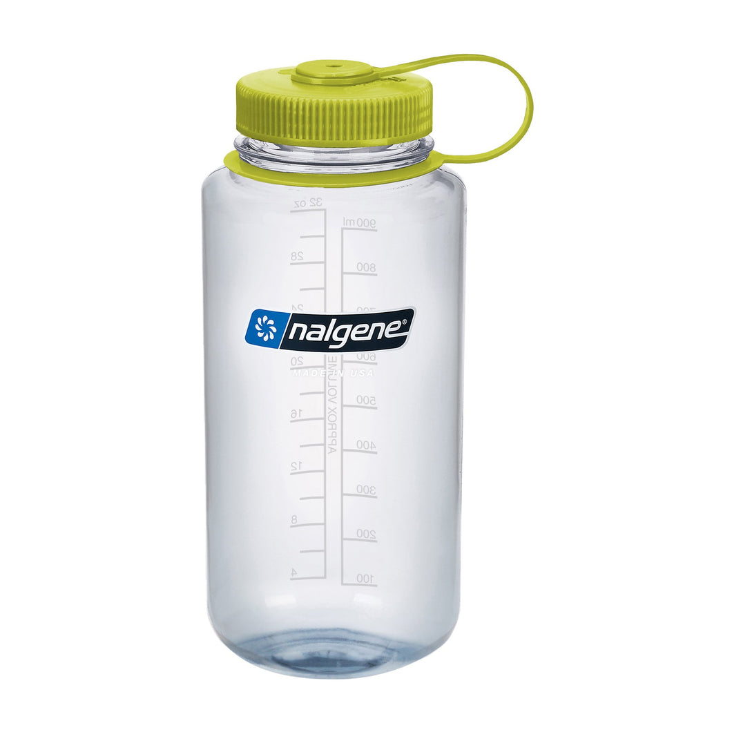 Wide Mouth Bottle 1000 ml, Clear