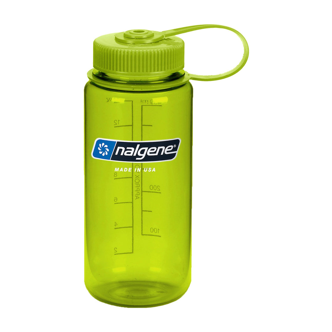 Wide Mouth Bottle 500 ml, Green