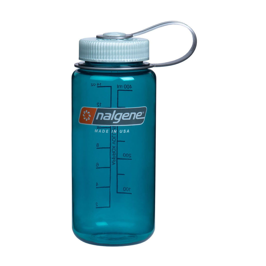 Wide Mouth Bottle 500 ml, Trout Green