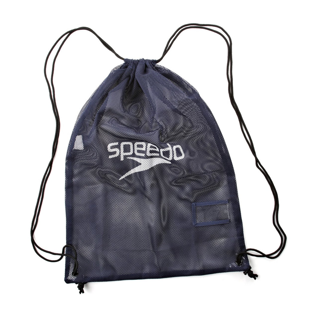Equipment Mesh Bag, Navy
