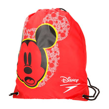 Load image into Gallery viewer, Disney Mickey Mouse Wet Kit Bag, Red/Black/White/Yellow