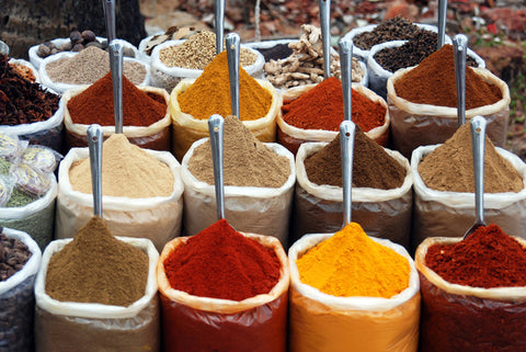 Indian spices are best for health, Thelaval