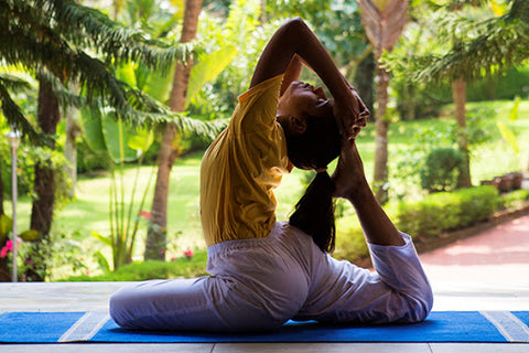 Yoga is best for keeping yourself active and discipline