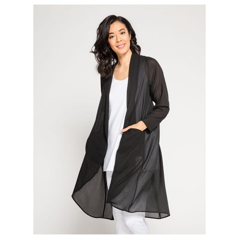 9506 Whisper Coat - Bib and Tucker Clothing