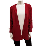 Load image into Gallery viewer, Bamboo French Terry Mid-Length Cardi